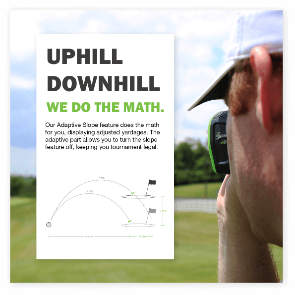 Golf Rangefinders Slope