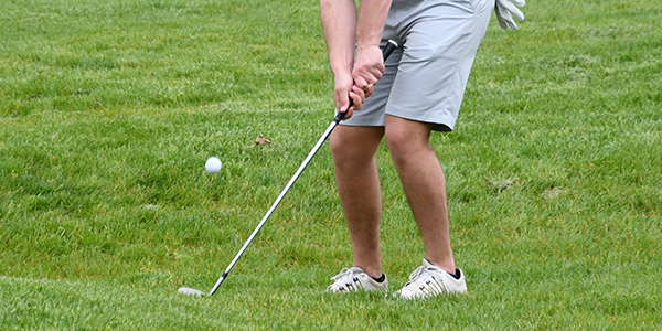 3 Reasons You Hit Behind the Golf Ball   Precision Pro Golf